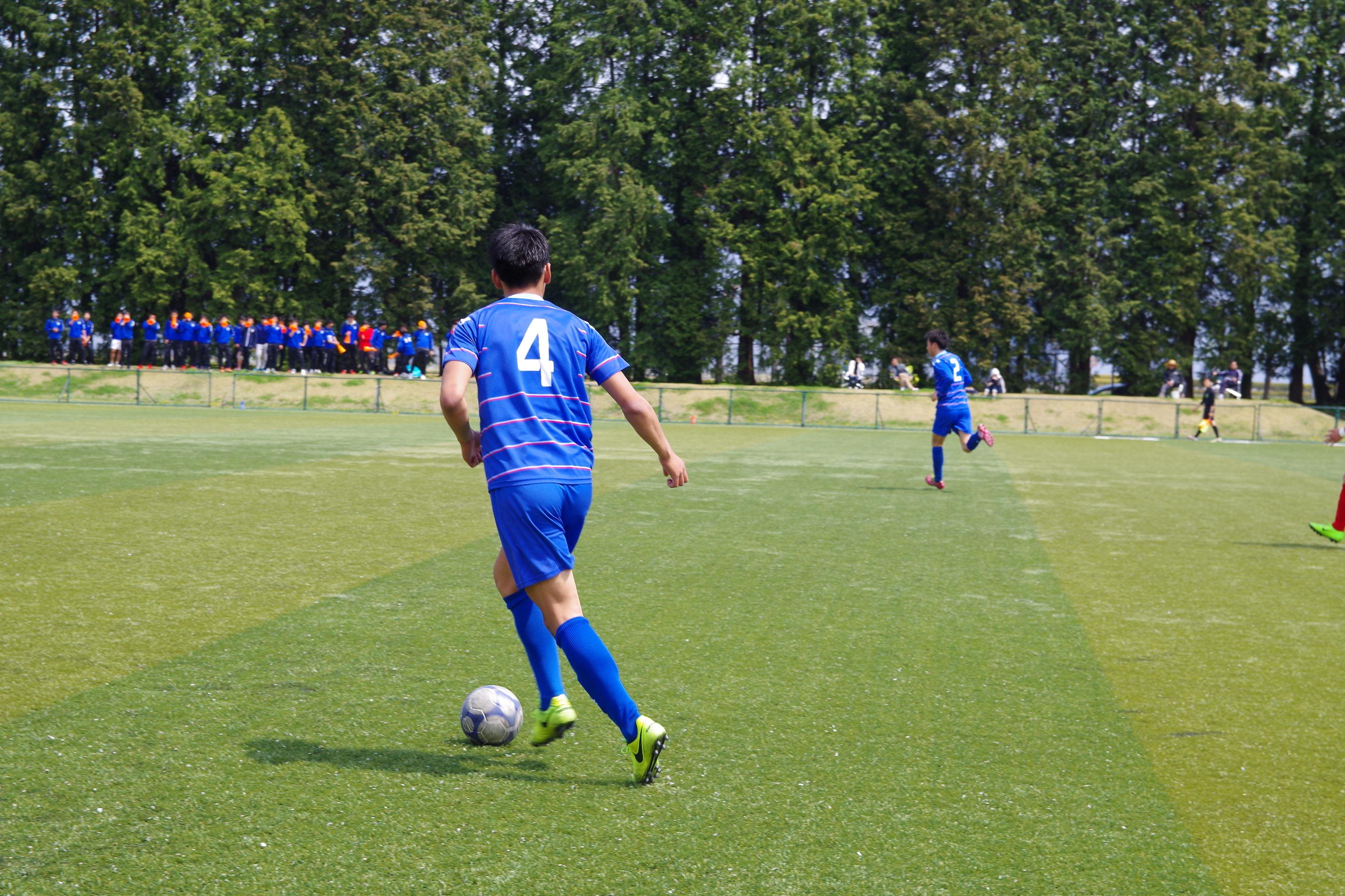 【サッカー部】2018年度 北関東大学サッカーリーグ戦 試合日程 ...